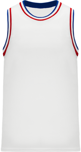 Custom NBA Detroit Pistons Old School Retro Throwback Vintage Basketball Jersey White·Royal·Red  | Design Your Own |