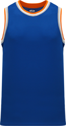 Custom  Ny Knicks NBA Old School Retro Throwback Vintage Basketball Jersey No Minimium Order