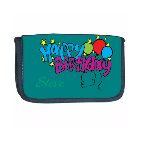 Happy Birthbay Document Case