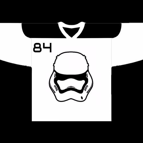 Stormtrooper Hockey Jerseys