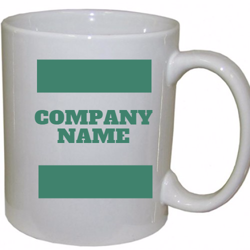 Personalized Company Coffee Mug