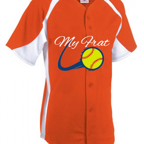Fraternity Fast Ball Jerseys