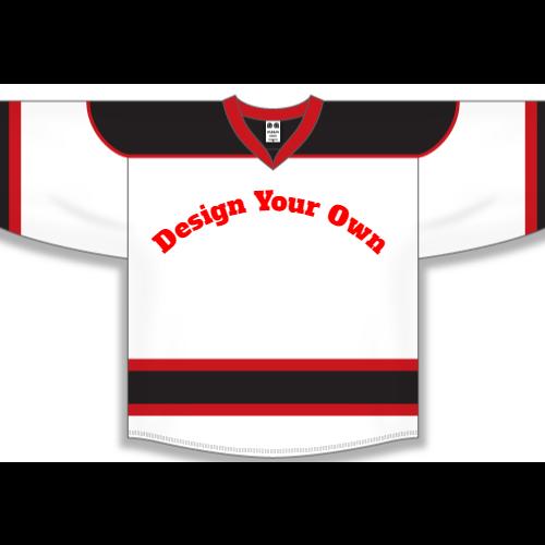 Hockey Jersey Builder