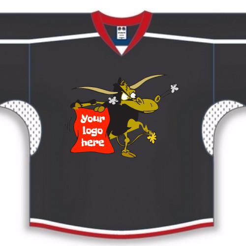 Bull Hockey Jerseys  Design