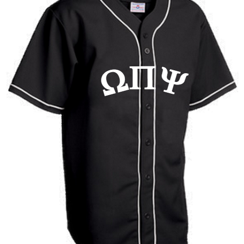 greek baseball jersey