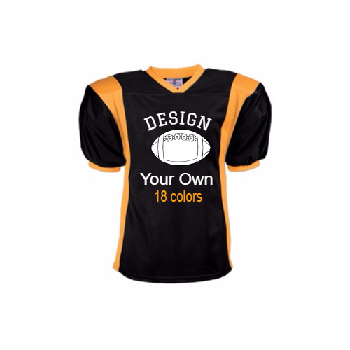 Make your football jerseys
