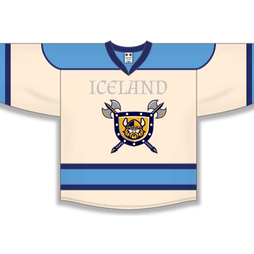 IceLand Viking Hockey Jersey
