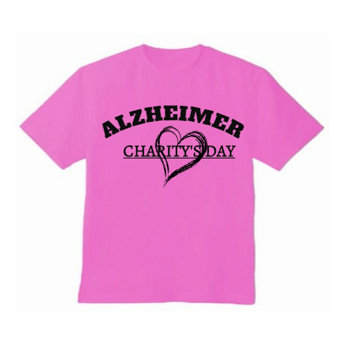 Happy alzheimer's T-shirt