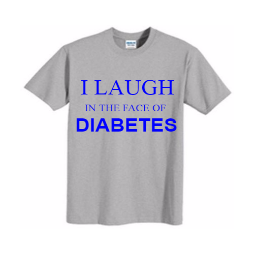 Create Your Own Diabetes Awareness T-Shirts
