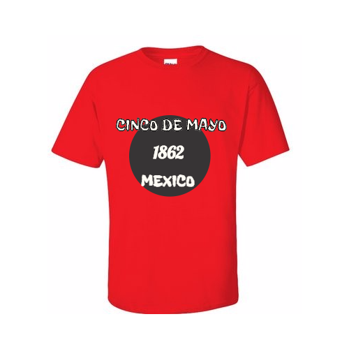 Celebrate Mexico in Your Own Mexican T-shirts