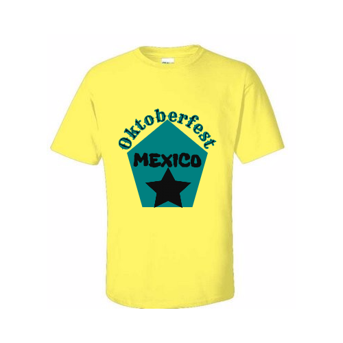 Make personalized Mexican tee shirts