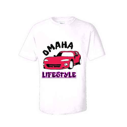 Show Your love Omahan Pride with One of a Kind T-shirts