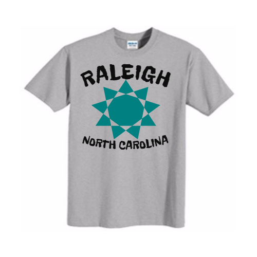 Funny Raleigh T-shirt