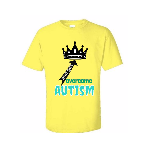 Custom Autism Speaks & Walk Now For Autism Shirts