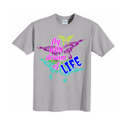 custom dream life t-shirts