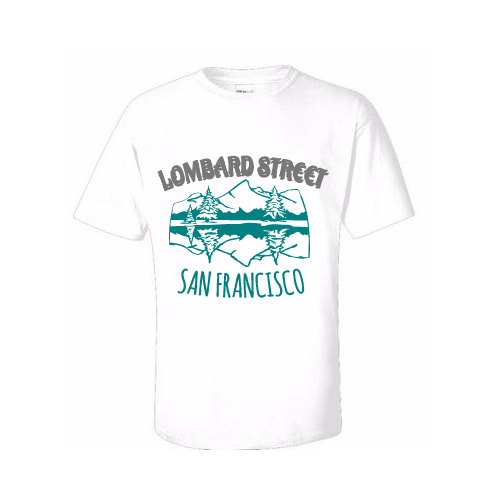 Stand Out in San Fran with Custom T-shirts