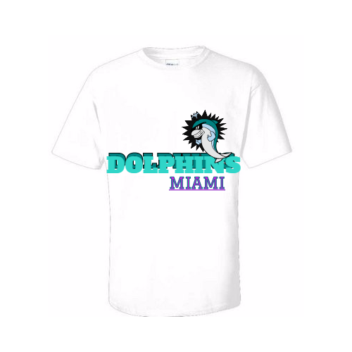 Custom Miami t-shirts