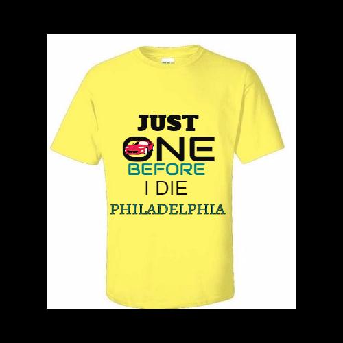 Happy Philadelphia T-shirts