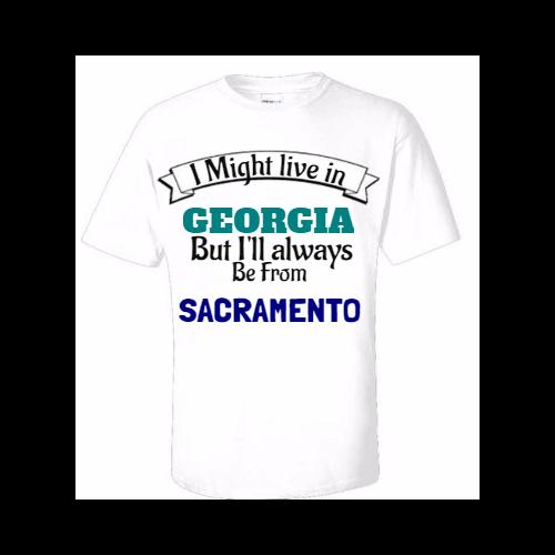 Sacramento T-Shirts