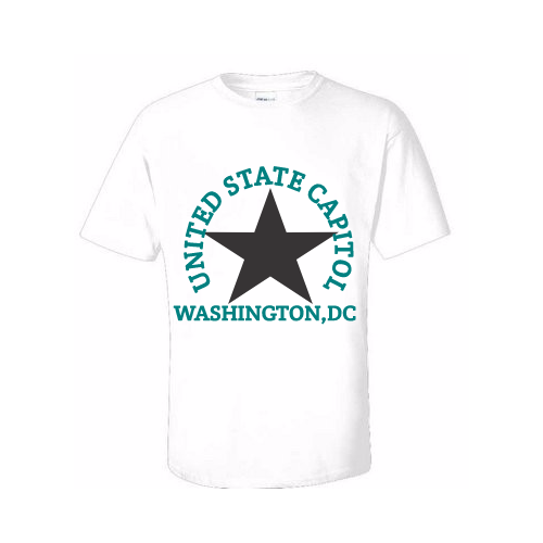 Happy Washington, D.C. T-shirts