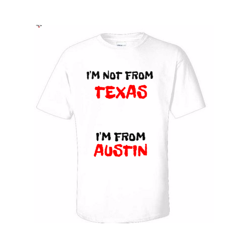 Austin T-shirts