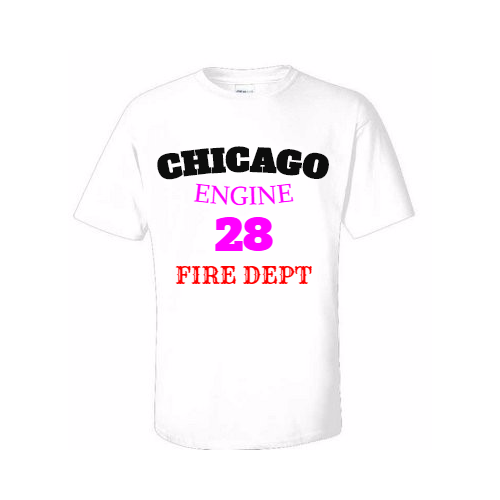 Custom Chicago t-shirts