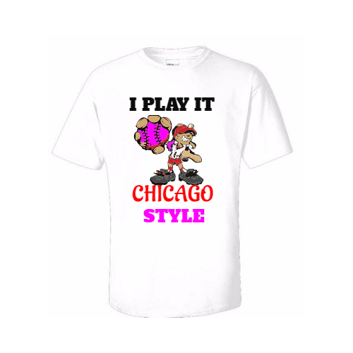 Lovely Chicago T-shirts