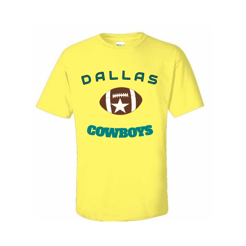 Design Dallas tee shirts