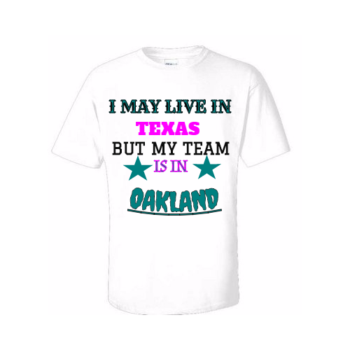 Custom Oakland t-shirts