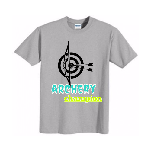 Design your own Archery T-shirts