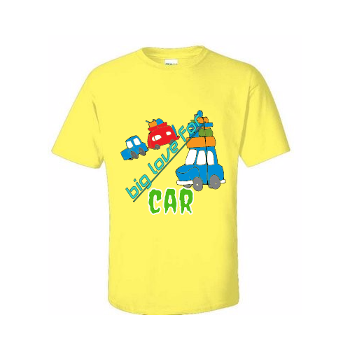 Custom Car T-shirts