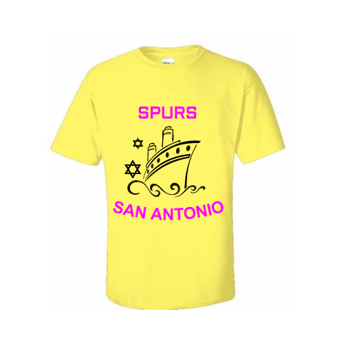 Custom San Antonio T-Shirts