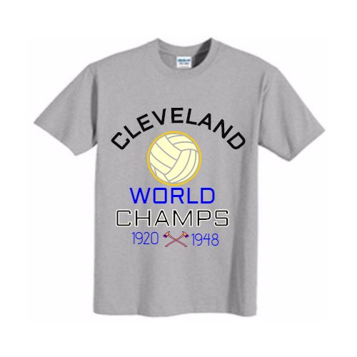 Customized Cleveland T-shirts