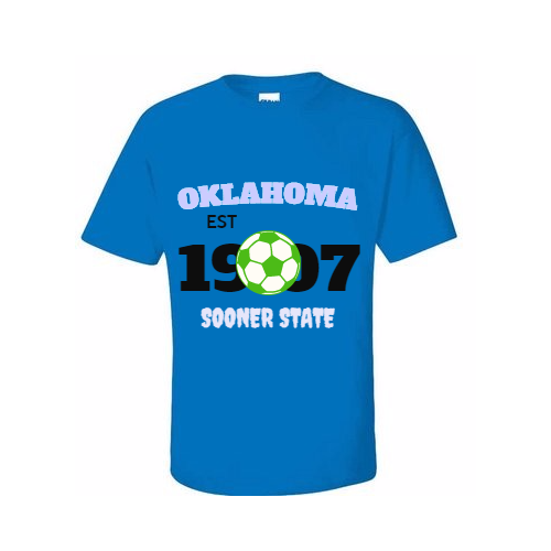 Custom Oklahoma T-Shirts