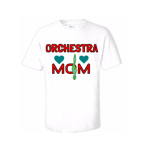 Custom T-Shirts for Orchestra