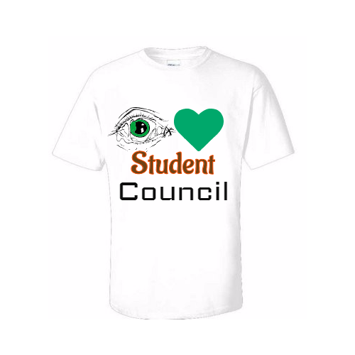 Student Council T-Shirts