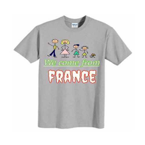 French Club T-shirts