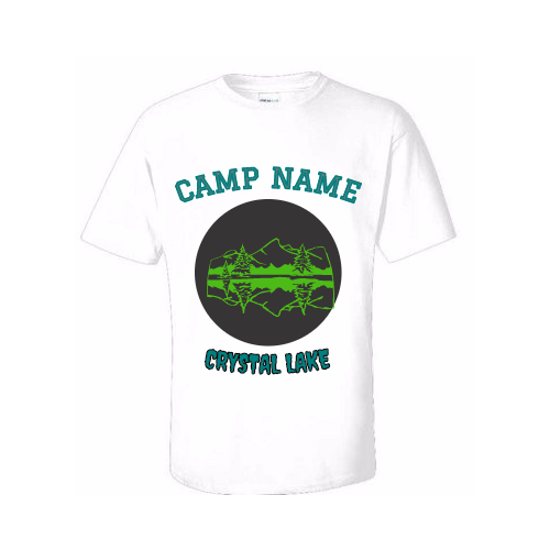 Funny Camp T-shirts