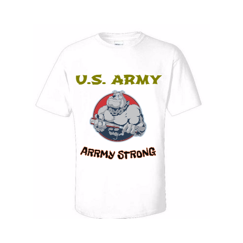 Custom Army T-Shirts