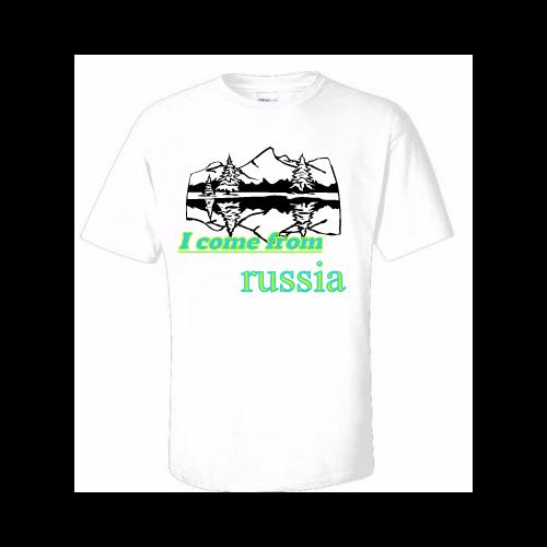 Russian T-shirts