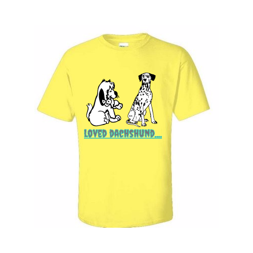 Dachshund T-shirts