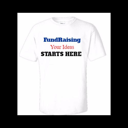 School Fundrasing T-shirts