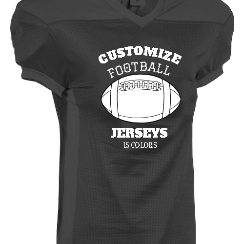 Personalized Football Jerseys Templates And Ideas