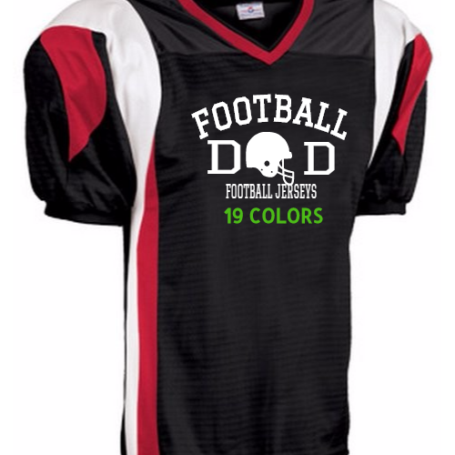 Football Dad jerseys