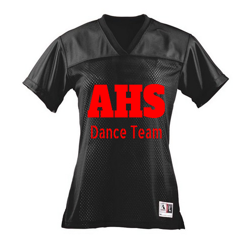 Dance Team Football Jerseys