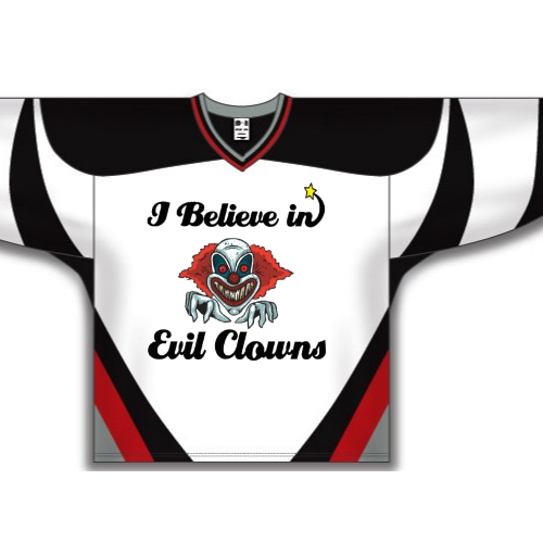 Clowns Hockey Jerseys