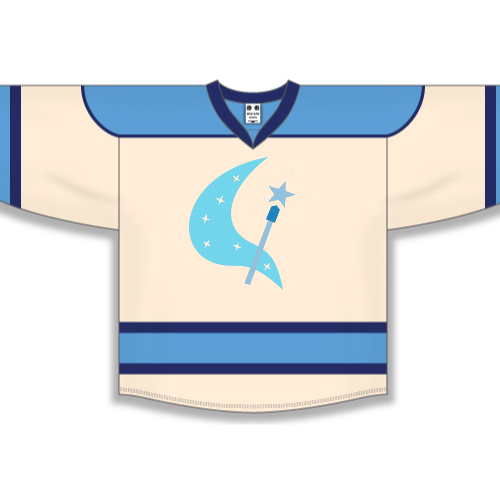 Magic Cloud Hockey jerseys